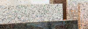 Selection Naturstein Granit, Basalt, Marmor, Sandstein, Travertin, Schiefer